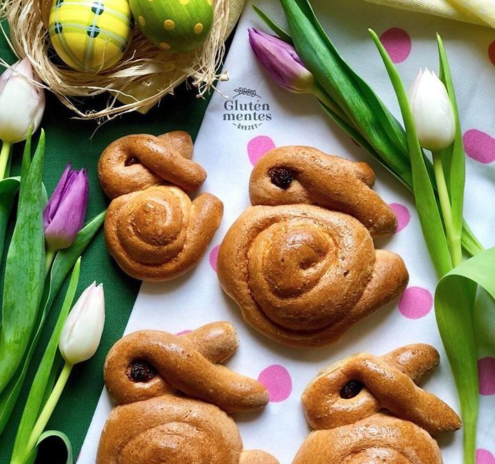 Hasenkuchen aus Szafi Reform low-carb paleo Brot & Gebäck Backmischung