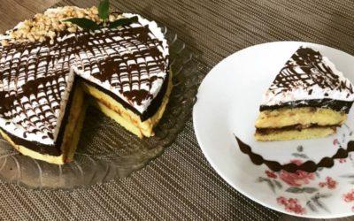Szafi Reform kohlenhydratreduzierte Kinder Bueno Torte