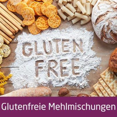 Glutenfreie Mehlmischungen