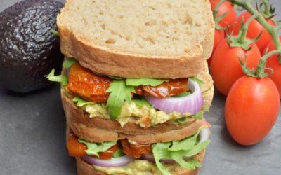 Brot / Baguette (eifrei, fettarm, glutenfrei, milchfrei, reduzierter Ballaststoffgehalt, sojafrei, vegan)