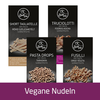 Vegane Nudeln