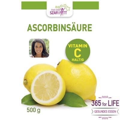 Ascorbinsäure (VITAMIN C) 500 g