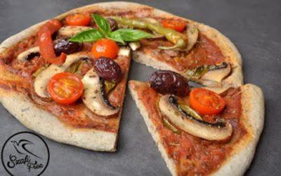Szafi Free Pizza ( Glutenfrei, Milchfrei, Vegan, Laktosefrei)