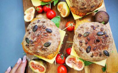 Szafi Free Protein-Brötchen (eifrei, glutenfrei, milchfrei, sojafrei, vegan)