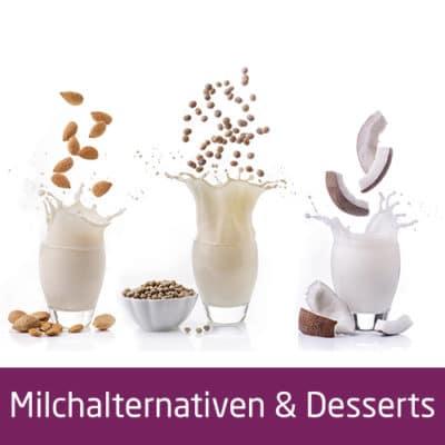 Milchalternativen & Desserts